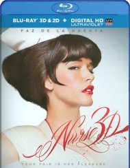 Nurse 3D (Blu-ray 3D + Blu-ray + UltraViolet) Blu-ray Movie