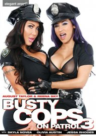 Busty Cops On Patrol 3 Porn Movie