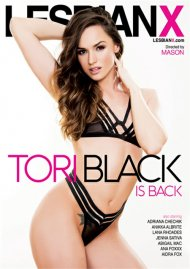 Tori Black Is Back HD porn video from LesbianX.