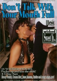 Dont Talk With Your Mouth Full Porn Movie