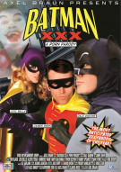 BATMAN XXX: A PORN PARODY Boxcover