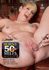 Horny 50 Plus MILFS X Cut 3 Porn Movie