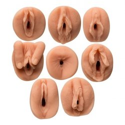 All Star Porn Stars 8 Piece Gang Bang Collector's Set Sex Toy