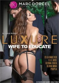 Luxure: Wife to Educate Porn Video