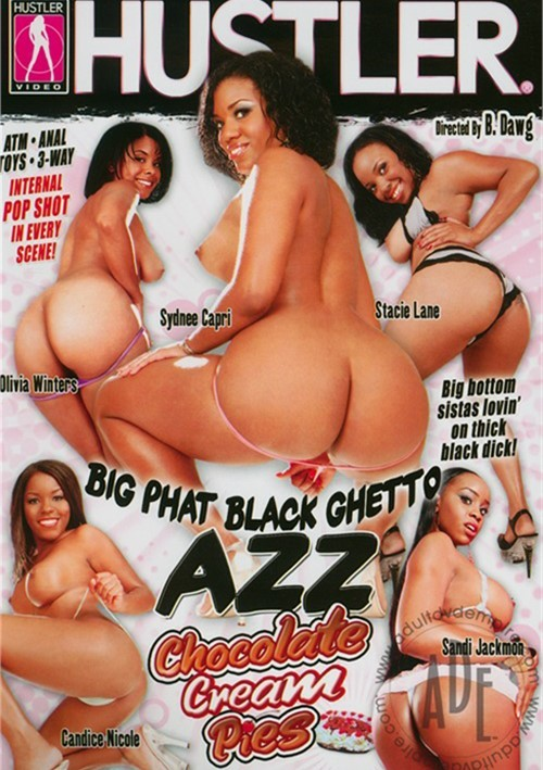 Big Phat Black Ghetto Azz: Chocolate Cream Pies