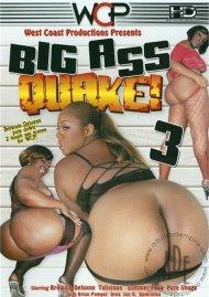 Big Ass Quake! 3 Porn Movie
