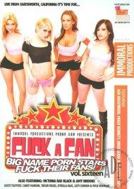 Fuck A Fan Vol. 16 Movie