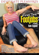 First Time Footjobs Movie