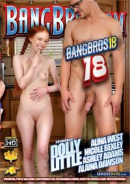 Bangbros 18 Vol. 18 porn DVD from Bang Bros. Productions.