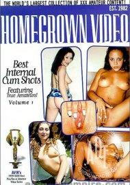 Homegrown: Best Internal Cumshots Porn Movie