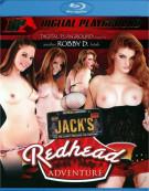 Jacks Redhead Adventure Blu-ray