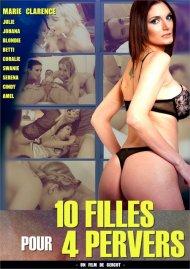 10 Filles Pour 4 Pervers Porn Video