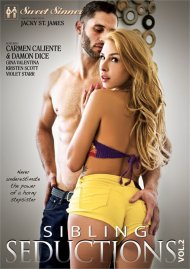 Sibling Seductions Vol. 2 DVD porn movie from Sweet Sinner.