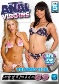 Anal Virgins Vol. 11-15 Porn Movie