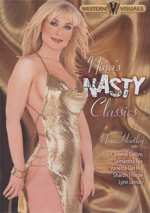 Nina's Nasty Classics- On Sale! All Sex Sharon Thorpe Big Cocks