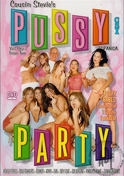 Pussy Party Vol. 1 Issue 2