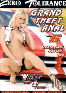 Grand Theft Anal 6 Porn Video