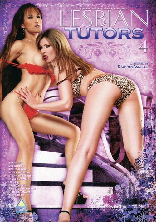 Lesbian Tutors #4