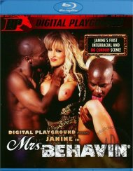 Mrs. Behavin Blu-ray
