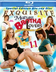 Mature Brotha Lovers 11 Blu-ray Porn Movie