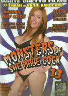 Monsters Of She-Male Cock 13 Porn Movie