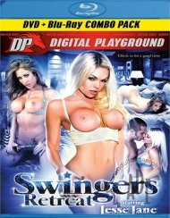 Swingers Retreat (DVD + Blu-ray Combo) Blu-ray Movie