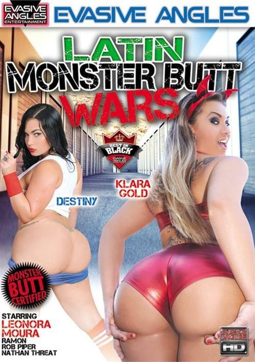 Latin Monster Butt Wars 2015  Adult Dvd Empire-6559
