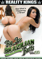 Big Ass Brazilian Butts Vol. 22 Porn Movie