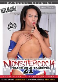 Monstercock Trans Takeover 21 Porn Movie
