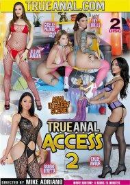 True Anal Access 2 DVD porn movie from True Anal.
