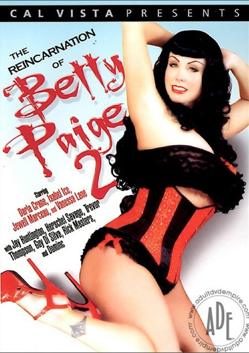 reincarnation of betty paige