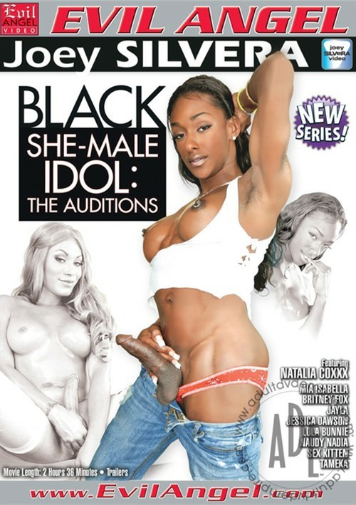 auditions the Black idol shemale