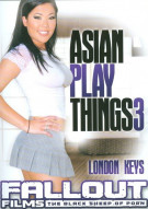 Asian Play Things 3 Porn Movie
