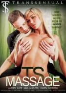 TS Massage Porn Video
