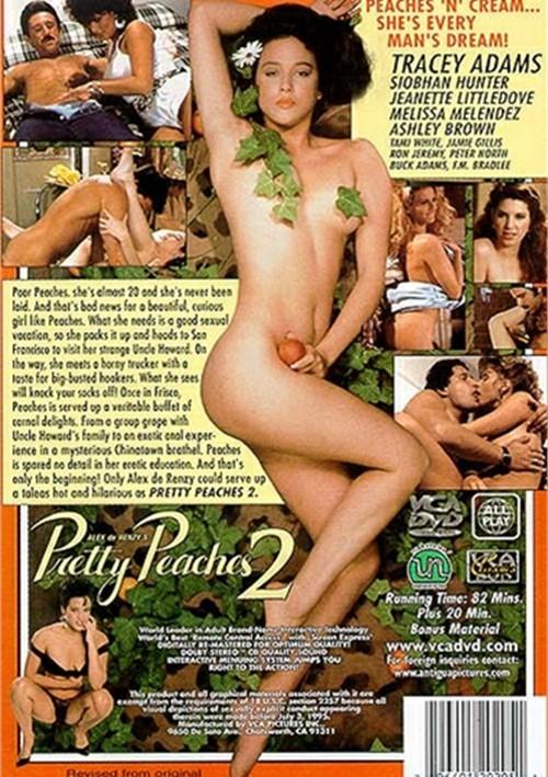 Back cover of Pretty Peaches 2