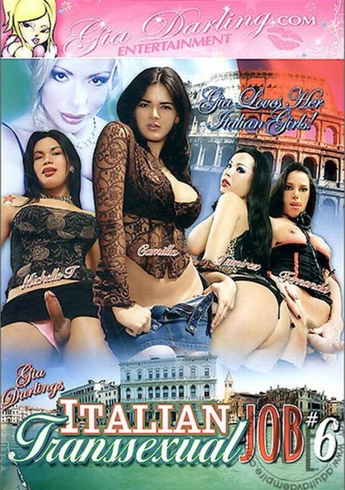 Italian Transsexual Job #6