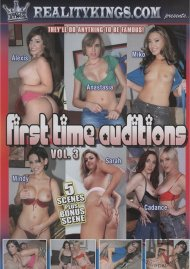 First Time Auditions Vol. 3 Porn Movie