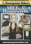 Amateur MILFs & Housewives #6 Boxcover