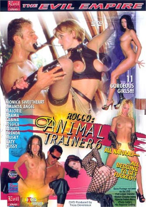 Animal Porno Dvd
