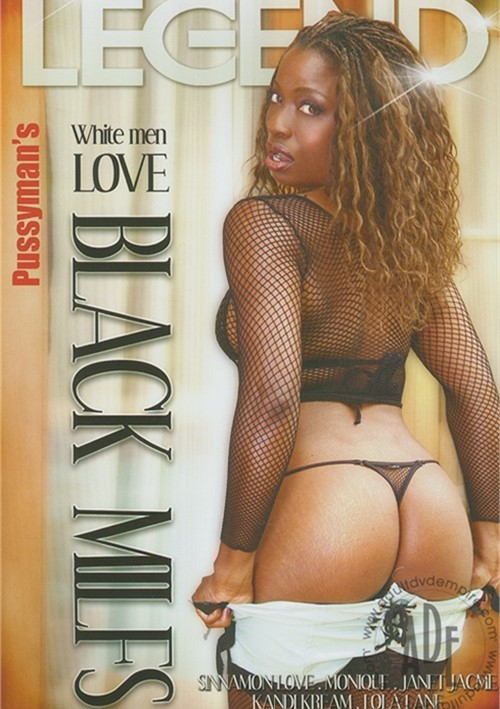 White milf who love black men