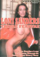 Loni Sanders Triple Feature Porn Movie