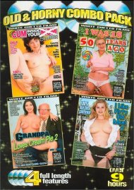 Old & Horny Combo Pack Porn Movie