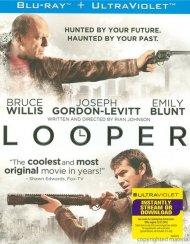 Looper (Blu-ray + UltraViolet) Blu-ray Movie