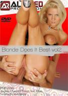 Blonde Does It Best Vol. 2 Porn Video