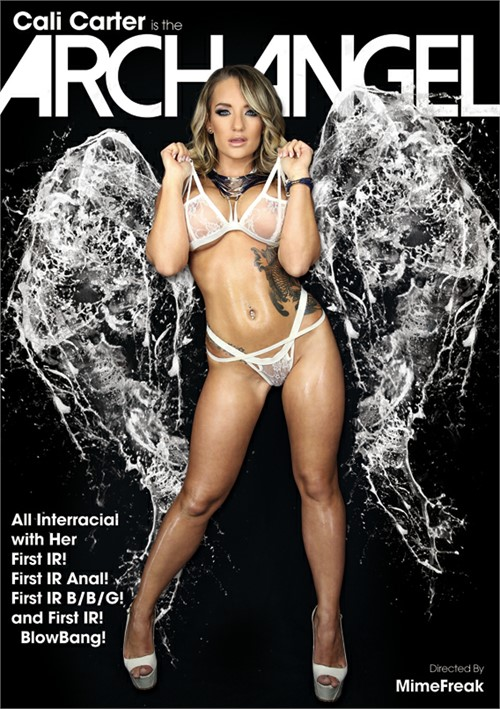 Cali Carter Is The Archangel