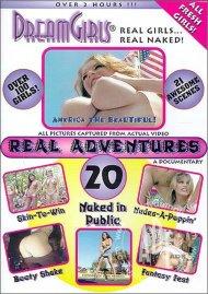 Dream Girls: Real Adventures 20 Porn Video