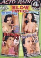 Blow Patrol (4-Pack) Porn Movie
