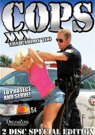 COPS XXX The Parody Too Porn Video