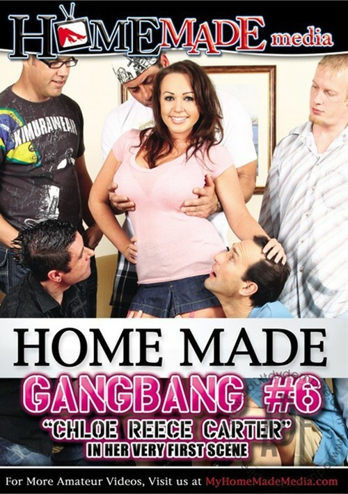 Gang bang home movie