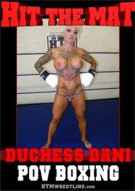 Duchess Dani POV Boxing Porn Video